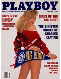Playboy USA - April 1992