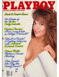 Playboy USA - October 1987