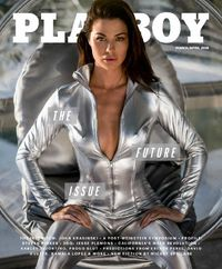 Playboy USA - March-April 2018