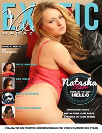 Exotic Vixen - January 2013