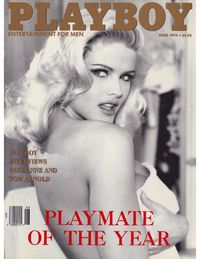 Playboy USA - June 1993