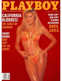Playboy USA - August 1991