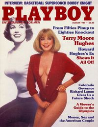 Playboy USA - August 1984