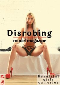 Disrobing model magazine - May-June 2020