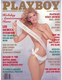 Playboy USA - January 1991