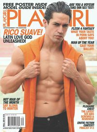 Playgirl Magazine - August 2015