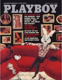 Playboy USA - January 1977