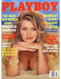 Playboy USA - March 1998