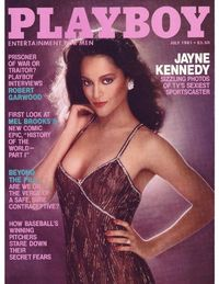 Playboy USA - July 1981