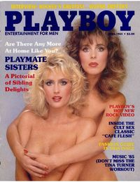 Playboy USA - April 1985