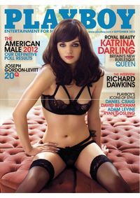 Playboy USA - September 2012