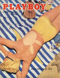 Playboy USA - July 1955