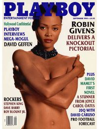 Playboy USA - September 1994
