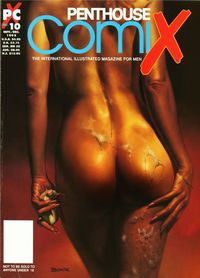 Penthouse Comix - Issue 10 - November-December 1995