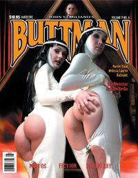 Buttman - 12 Volume 09 No. 6 2006