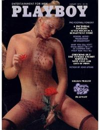 Playboy USA - August 1975