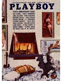 Playboy USA - January 1964