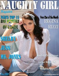 Naughty Girl Magazine - May 2015