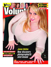 Voluptuous - October 2012