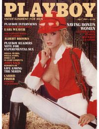 Playboy USA - July 1983