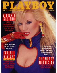 Playboy USA - April 1986