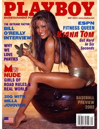 Playboy USA - May 2002