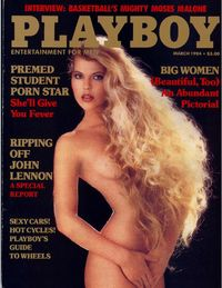 Playboy USA - March 1984