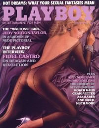 Playboy USA - August 1985