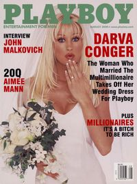 Playboy USA - August 2000