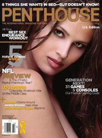 Penthouse USA - October 2006