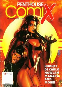 Penthouse Comix - Issue 2 - July-August 1994
