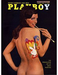 Playboy USA - March 1968