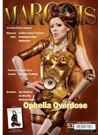 Marquis Magazine French Edition - Novembre 2011