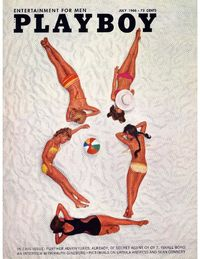 Playboy USA - July 1966