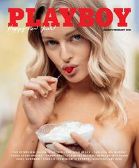 Playboy USA - January-February 2018
