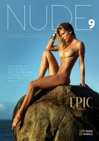 NUDE Magazine - Issue 9 - Epic - March 2019