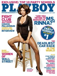 Playboy USA - May 2009