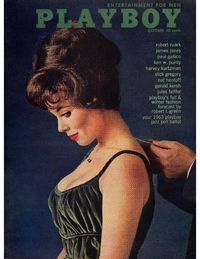 Playboy USA - October 1962
