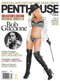Penthouse USA - January 2011