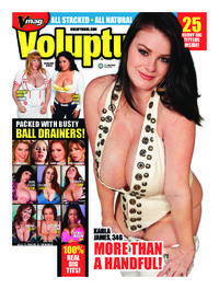 Voluptuous - August 2012