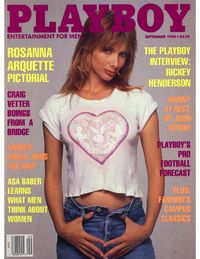 Playboy USA - September 1990