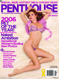 Penthouse USA - January 2006