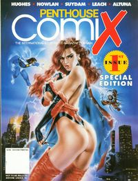 Penthouse Comix - Issue 1 - May-June 1994