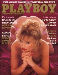 Playboy USA - October 1984