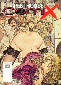 Penthouse Comix - Issue 17 - November 1996