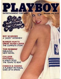 Playboy USA - September 1980