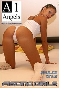 A1 Angels Sexy Girls Adult Photo Magazine - March 2018