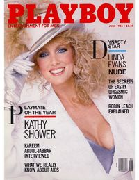 Playboy USA - June 1986
