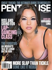Penthouse USA - November 2012