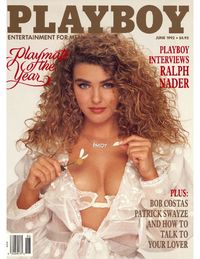 Playboy USA - June 1992